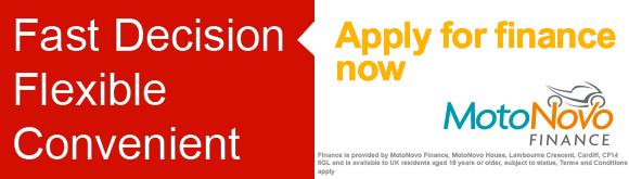 finance available, apply now